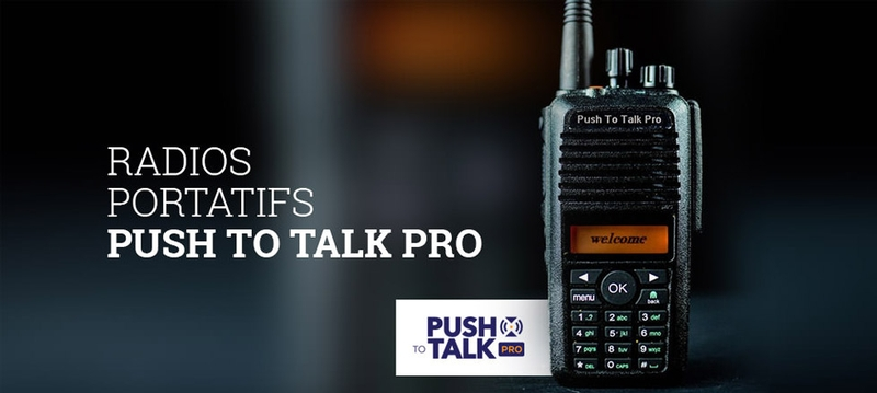 PTT Pro on Android phone, tablets, Nokia handsets & Windows